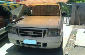 Ford Ranger Diesel Manual 2003 White For Sale