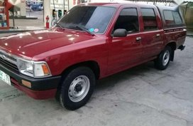 1995 Toyota Hilux 4x2 diesel manual for sale