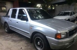 Ford Ranger XLT 2000 Pickup Silver For Sale
