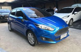 2016 FOrd Fiesta 1.5 trend hatchback automatic