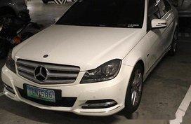 Mercedes-Benz C200 2012 for sale