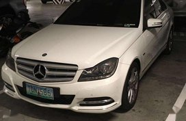 Seldom Used 2012 Mercedes Benz C200 Low Mileage FOR SALE