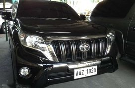 2015 Toyota LandCruiser Prado automatic for sale