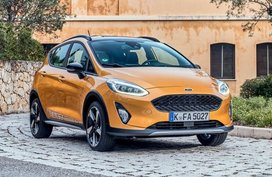 Ford Fiesta Active 2018 - A pseudo crossover revealed