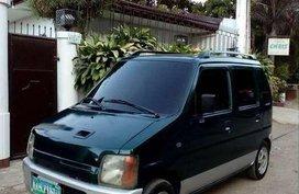 Multicab Suzuki wagon r for sale