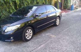 TOYOTA Altis 2010 Manual Transmission repriced FOR SALE