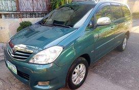 2011 Model Toyota Innova G Matic Diesel for sale