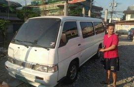 Nissan Urvan 2013 White Van For Sale