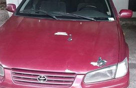 Toyota Camry Maroon 1997 for sale