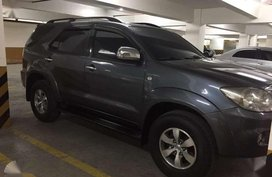 Toyota Fortuner 2.7L Gasoline Automatic not montero not mux 2006