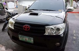 2008 Toyota Fortuner V 4x4 3.0 for sale