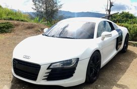 Well-maintained Audi R8 2013 for sale