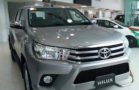 Toyota Hilux 65k Down No Hidden Charges All in Promo
