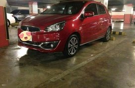 Mitsubishi Mirage GLS Grab 2016 Red For Sale
