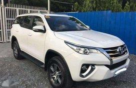2017 Toyota Fortuner V 4x2 FOR SALE