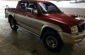2004 Mitsubishi L200 Strada Automatic for sale