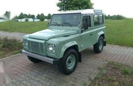 New Land Rover Defender 90 Heritage edition For Sale