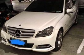 2012 Mercedes C200 for sale