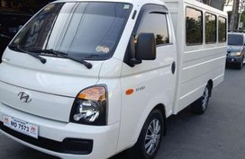 2016 Hyundai H100 Manual Diesel RARE CARS