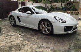 Porsche Cayman 2015 for sale