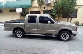 Nisssan Navara Power Eagle Pickup (gold) 2008 FOR SALE