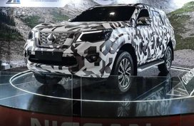 Admire Nissan's promising all-new SUV at 2018 Trans Sport Show