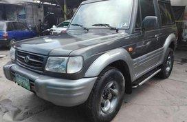 FOR SALE Hyundai Galloper II