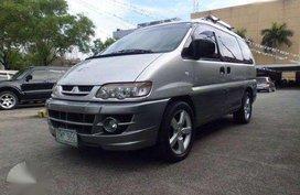 Mitsubishi Delica Space Gear 2004 for sale