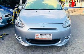 Well-maintained Mitsubishi Mirage 2015 for sale