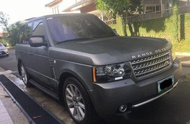Land Rover Range Rover 2012 for sale