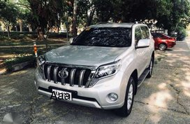 2015 Land Cruiser Prado GAS FOR SALE