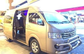 Foton View Traveller Van Luxe Edition For Sale