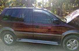 Mitsubishi RVR year model 1990.diesel for sale