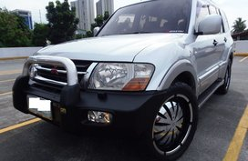 Mitsubishi Pajero 2004 for sale