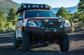 Nissan Armada Mountain Patrol: Best off roader for best outdoor camping