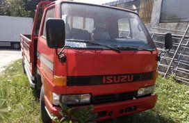 2003 Isuzu Ef Dropside Eagle Inline and Aluminum Van 4BE1 Truck