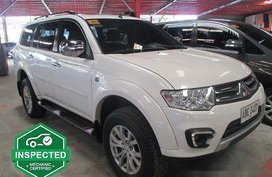 Well-maintained Mitsubishi Montero Sport 2015 for sale