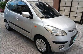 Well-kept Hyundai i10 2010 for sale