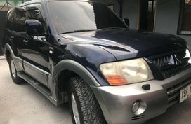 Mitsubishi Pajero CK Shogun LOCAL 2004 Nt Montero Fortuner Everest Mux