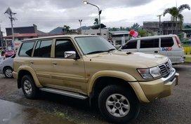 2001 Nissan Patrol for sale