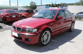 Well-kept BMW 318i 2005 for sale