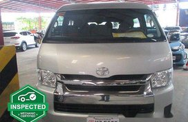 Well-maintained Toyota Hiace 2016 for sale