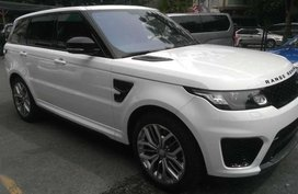 LAND ROVER RANGE ROVER 2018 FOR SALE