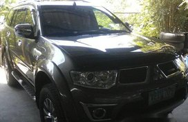 Well-maintained Mitsubishi Montero Sport 2012 for sale