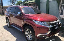2017 Mitsubishi Montero Sport GLS FOR SALE
