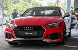 All-new Audi RS5 2018 launched in the Philippines