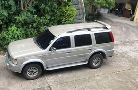 Fort Everest 2005 Model 4x4 Diesel Automatic