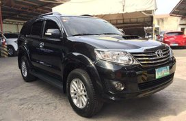 2013 Toyota Fortuner 2.5 G 4x2 FOR SALE