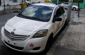 Dec 2012 Toyota Vios J Taxi With FRANCHISE FOR SALE