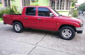 Well-kept Toyota Hilux 2001 for sale